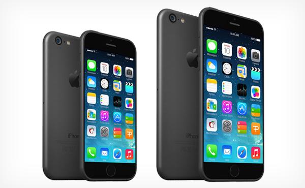 iPhone 6 最新圖片: 外觀設計可能是這樣
