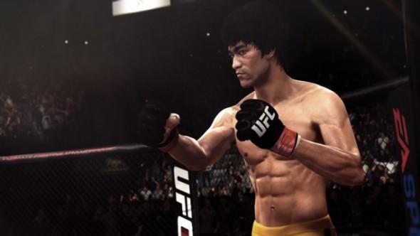 加入 EA Sports UFC 李小龍重生打擂台