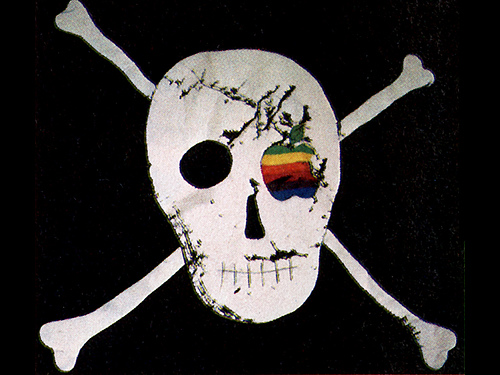 既然蘋果不愛查理,微軟給個親親不過份吧?