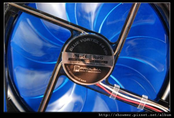 PROLIMATECH Blue Vortex 14 LED