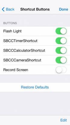 iOS 8 隱藏又一期待已久的功能: 控制中心終於自由?! [截圖]