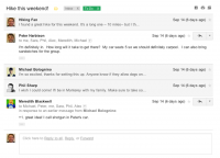 新新 Gmail 介面,期待與您見面...(這哪招?)