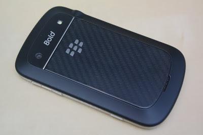 最美麗的黑莓 Bold 9900體驗