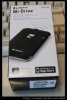 Kingston Wi-Drive 便利分享簡單使用的Wifi硬碟