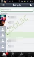 Line - 媲美WhatsApp的社交軟體