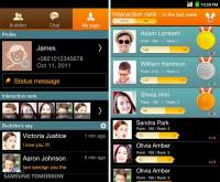 Samsung 自家即時通訊平台 Chaton 支援 Android 與 iOS 等多平台