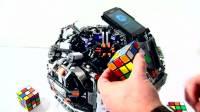 雙核智慧手機玩起魔術方塊比人腦還快了!