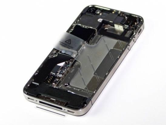 就在正式上市前一天,iPhone 4S 拆解大公開