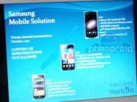 Samsung Galaxy S III長這樣?是要避免外觀爭議嗎?