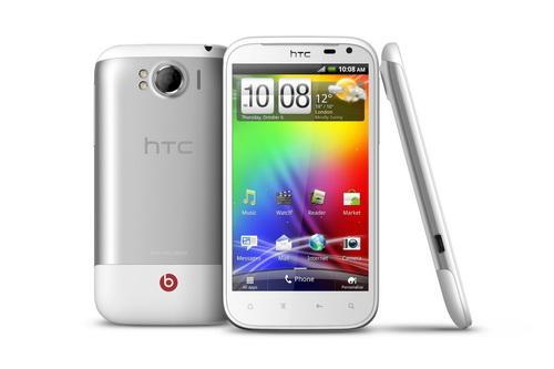 HTC有4.7吋螢幕的 SENSATION XL WITH BEATS AUDIO,大家覺得酷嗎?