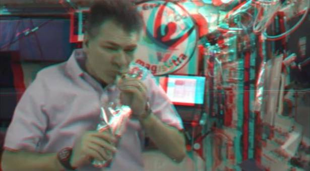 3D之美:國際太空站3D影片登上Youtube