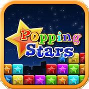 Popping Stars for Android.  等了這個很久呢