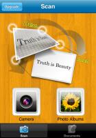 [分享] iPad必備的文件掃描工具 DocScan HD