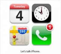 Apple 官方確定iPhone 5將於10月4日發