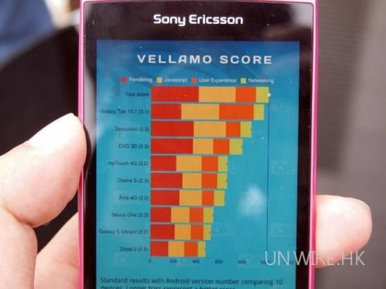 【香港】三色更美型!Sony Ericsson Xperia Arc S 快速評測