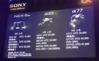 Sony新款CMOS好驚人!A65影像品質技壓A900