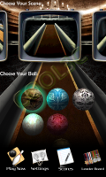 3D Bowling - 在不同的場景打保齡球