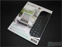iPad也可以是變形平板! Logitech iPad2專用隨行鍵盤保護殼