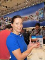 【香港】IFA 現場動手玩:Samsung Galaxy Note 手機