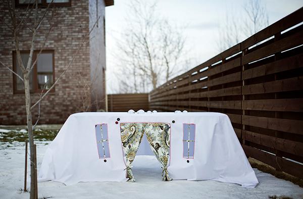 小朋友的秘密基地:「桌布之家」