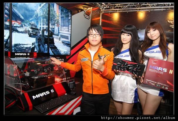 世界冠軍!華碩ROG MARS II顯示卡改寫遊戲飆速新紀錄