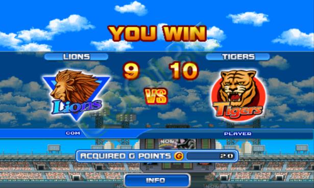 Baseball Superstars II - 來一支全壘打