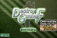 iPhone iPad遊戲推薦:《Destroy Gunner F》流暢痛快的3D機器人動作遊戲