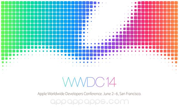 發佈 iOS 8/新OS X /神秘新機: Apple公佈WWDC 2014, 門票抽獎拿