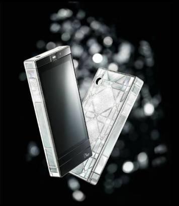 迪奧推出新手機 Dior Phone《Reverie》