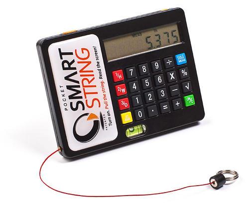 Smart String Tape Measure,對於減肥中的我,似乎是不錯的量測工具