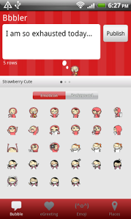 [軟體推薦] Bbbler for Facebook 超酷的Facebook應用程式!!