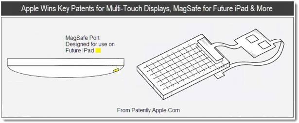 水果專利之 iPad 也要走 MagSafe 充電嗎?