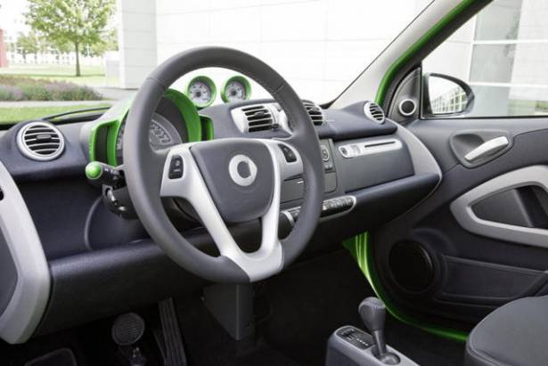 法蘭克福車展預報: 2012 ForTwo Electric Drive電動車與 Smart ebike電動自行車