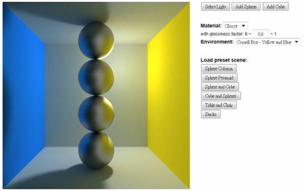 WebGL讓你拿瀏覽器作3D Render!