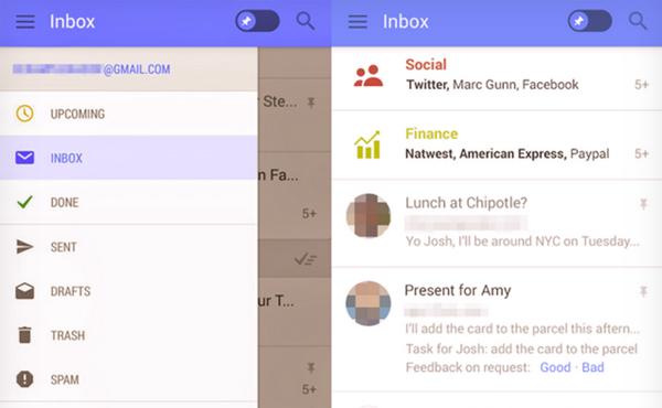 新版 Gmail 截圖流出: 超方便新功能曝光