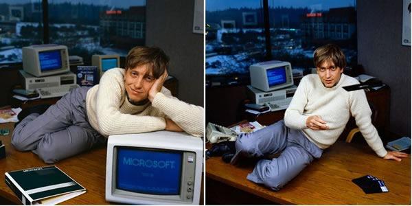 想看看 Bill Gates 所開發的第一款 PC 搭售遊戲是什麼嗎?