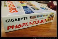 狐仔的H67初體驗...GIGABYTE GA-PH67A-D3-B3