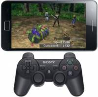 Android App:Sixaxis Controller ,用 PS3 手把玩 Android