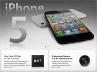 謠言?芭辣?行銷?真相? iPhone 5 誤在蘋果瑞士官網出現