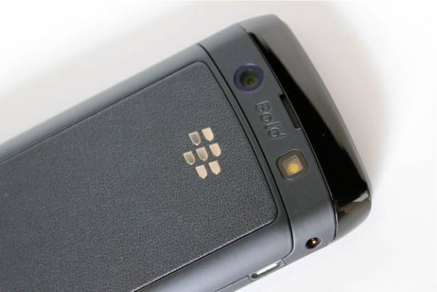 BlackBerry Bold 9780 簡單實測