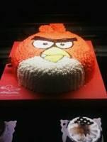 送給仇人 吃的憤怒鳥蛋糕,台灣就買得到呦!