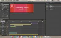 打不過就加入他,Adobe 發表 HTML5 動畫開發工具 Edge