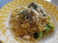 簡易歐式料理-南瓜燉飯