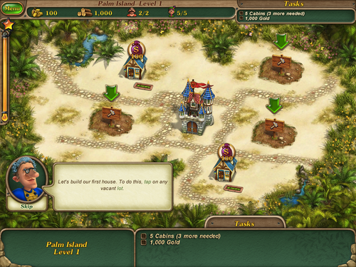 你是個負責任的海島小英雄《Royal Envoy HD》