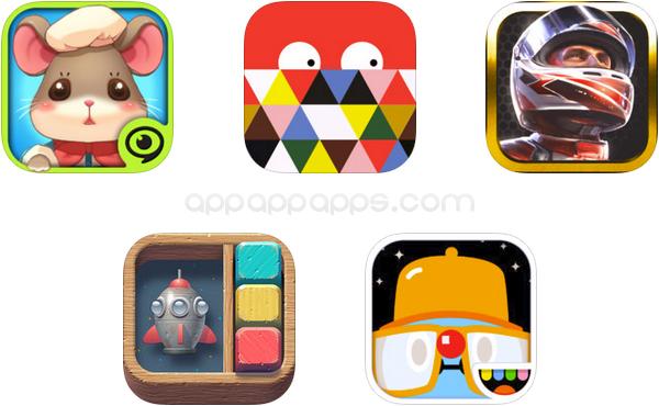 [2/4] iPhone / iPad 限時免費及減價 Apps 精選推介