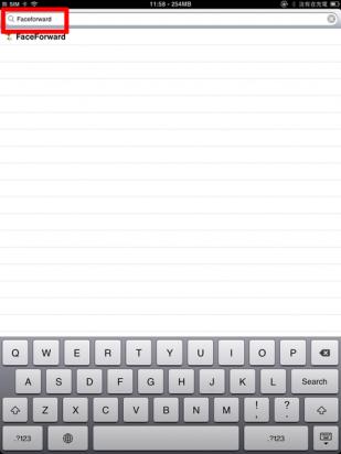 [教學] 啟用 官方版本的Facebook for iPad