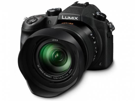 1 吋元件、 4K 錄影與 16 倍光學變焦, Panasonic 發表高階變焦機 DMC FZ-1000