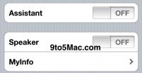 iOS 5 將重新發明聲控?Assistant 現身測試版...