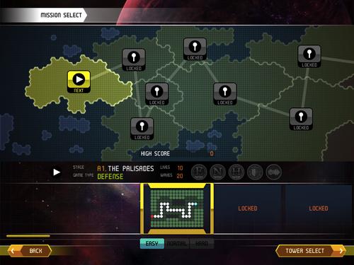風格可愛但挑戰性十足的塔防遊戲《Tower Defense: Lost Earth HD》