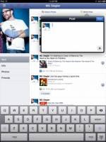 官方版 Facebook iPad 版即將釋出?